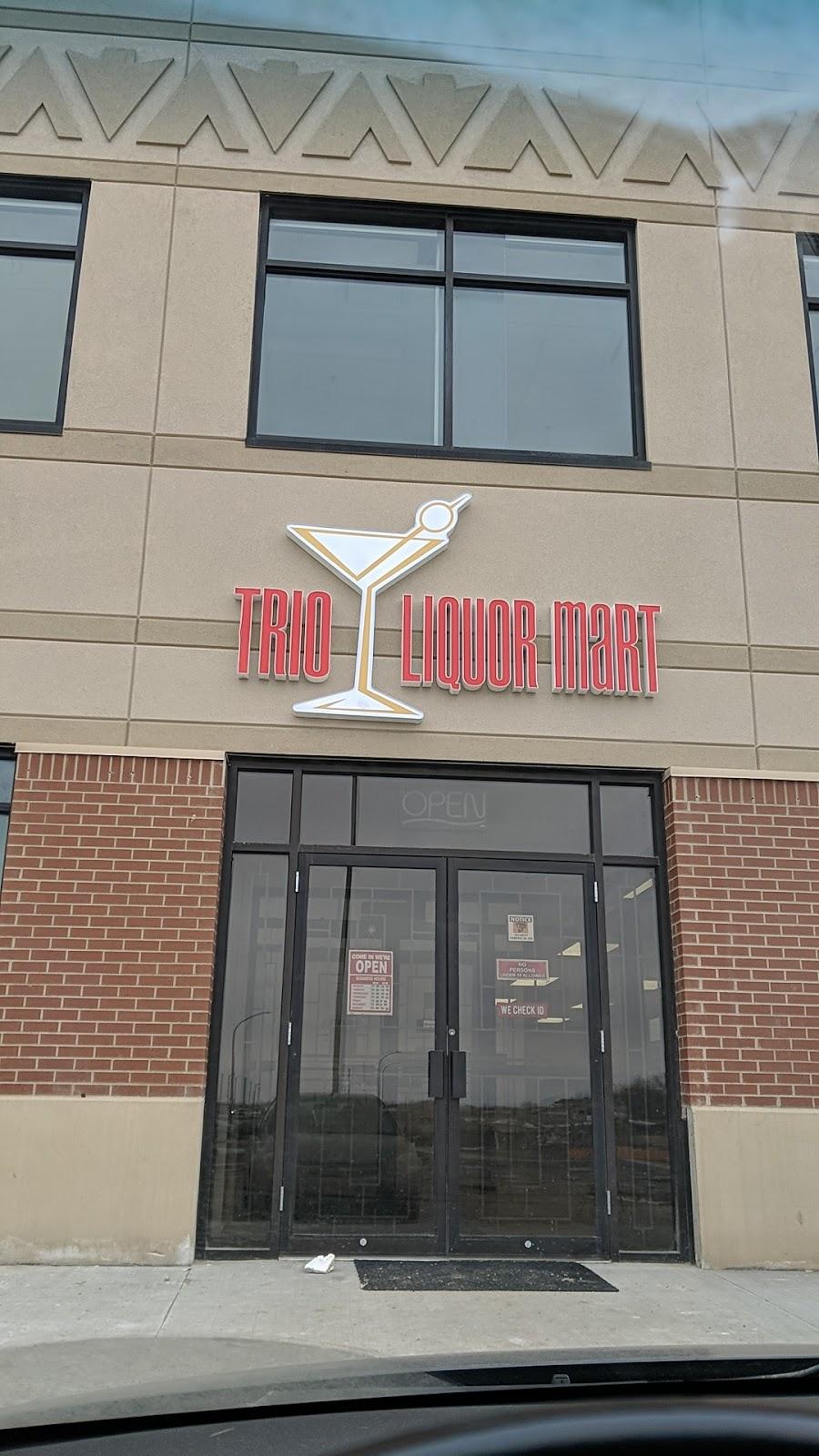 Trio Liquor Mart | store | 21553 Chief Lapotac Blvd, Enoch, AB T7Y 3Y3, Canada | 5874624099 OR +1 587-462-4099