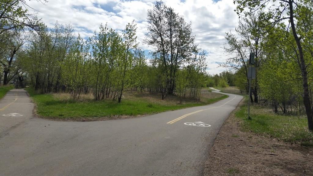Lawrey Gardens Park | park | Bow River Pathway, Calgary, AB T3C, Canada | 4032682489 OR +1 403-268-2489