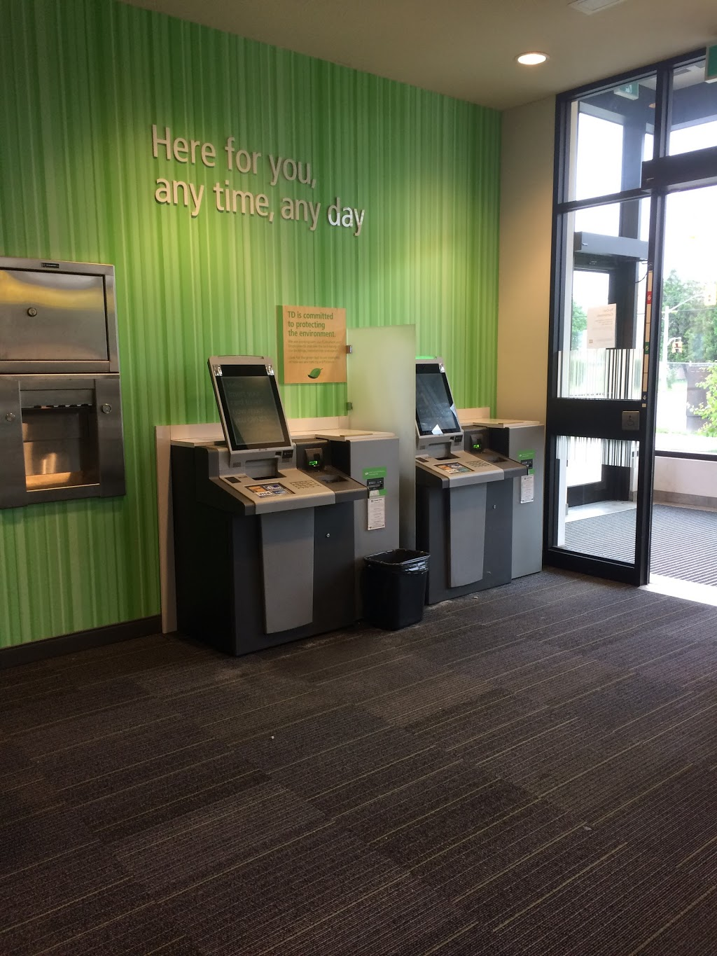 TD Canada Trust Branch and ATM | atm | 7225 Goreway Dr Building G, Mississauga, ON L4T 0B5, Canada | 9056778903 OR +1 905-677-8903