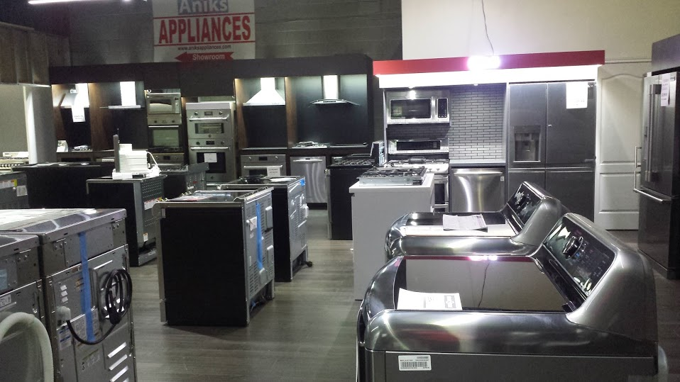 Aniks Appliances Toronto | home goods store | 1979 Leslie Street South of HWY 401, East of, Bannatyne Dr, Toronto, ON M3B 2M3, Canada | 4169017557 OR +1 416-901-7557