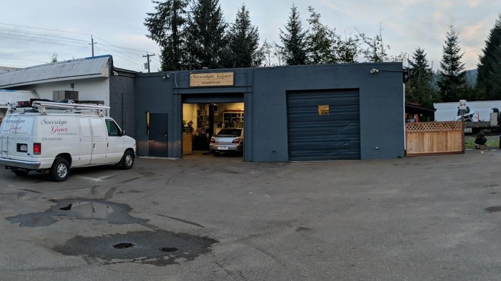 Sovereign Grace Automobile Services | car repair | 9072 Cedar St, Mission, BC V4S 1A7, Canada | 6048135055 OR +1 604-813-5055