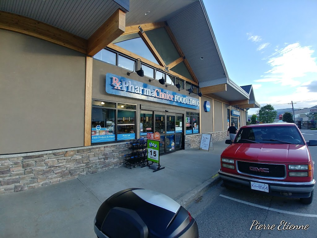 Pharmachoice Food & Drug | health | 825 Shuswap, Chase, BC V0E 1M0, Canada | 2506793553 OR +1 250-679-3553