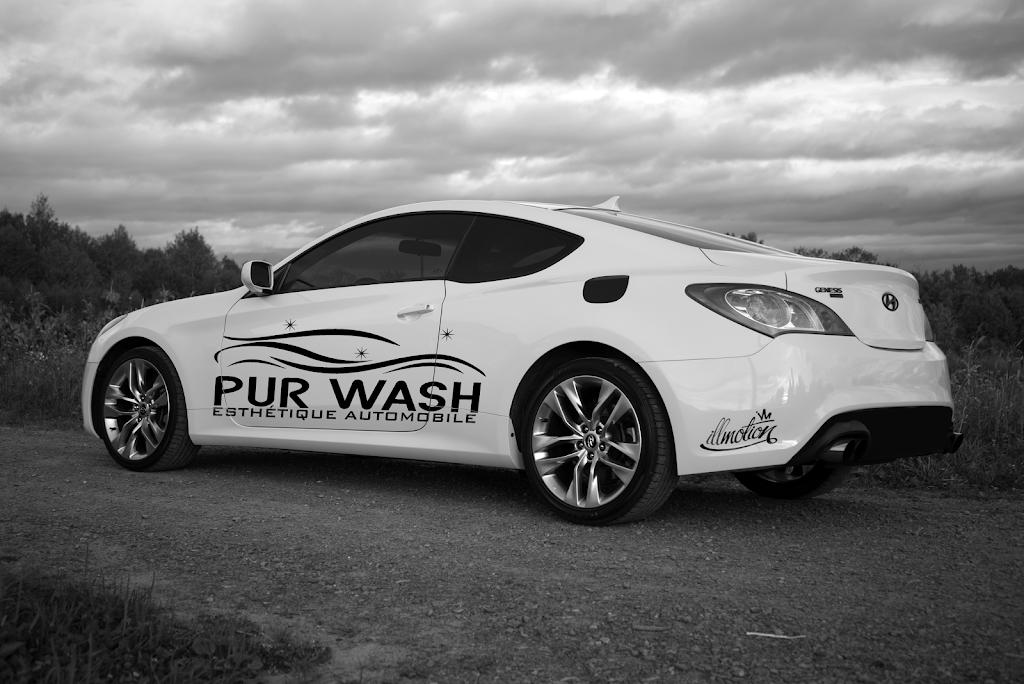 Pur Wash | car wash | 995 71e Rue E, Québec, QC G1H 1M6, Canada | 5819982329 OR +1 581-998-2329