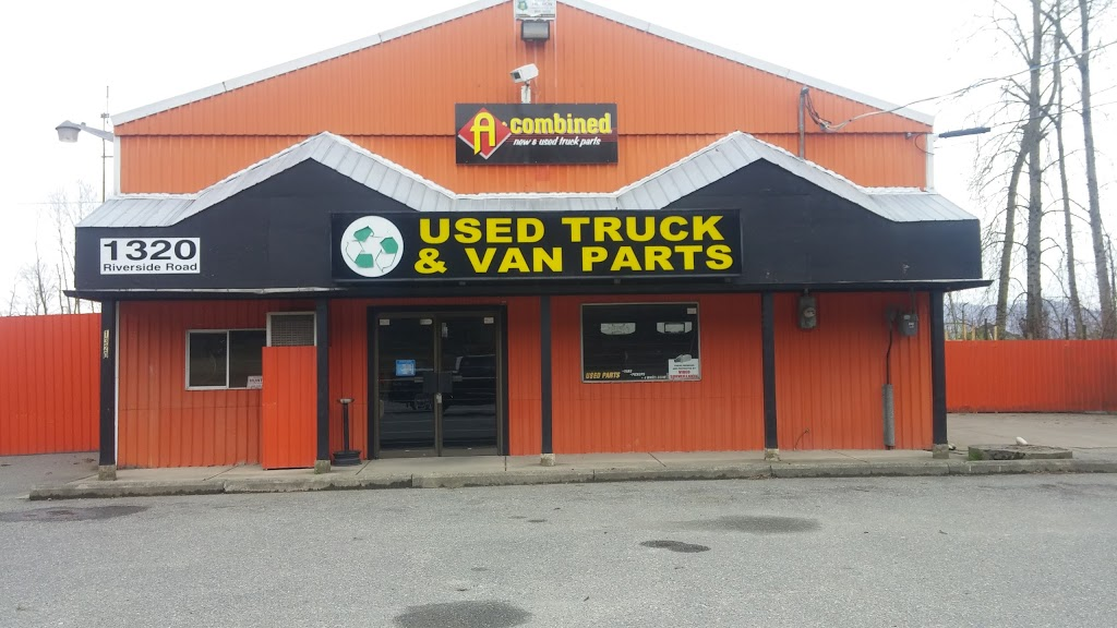 A-Combined Used Truck Parts   store   1320 Riverside Rd, Abbotsford, BC V2S 7P1, Canada   6048532184 OR +1 604-853-2184