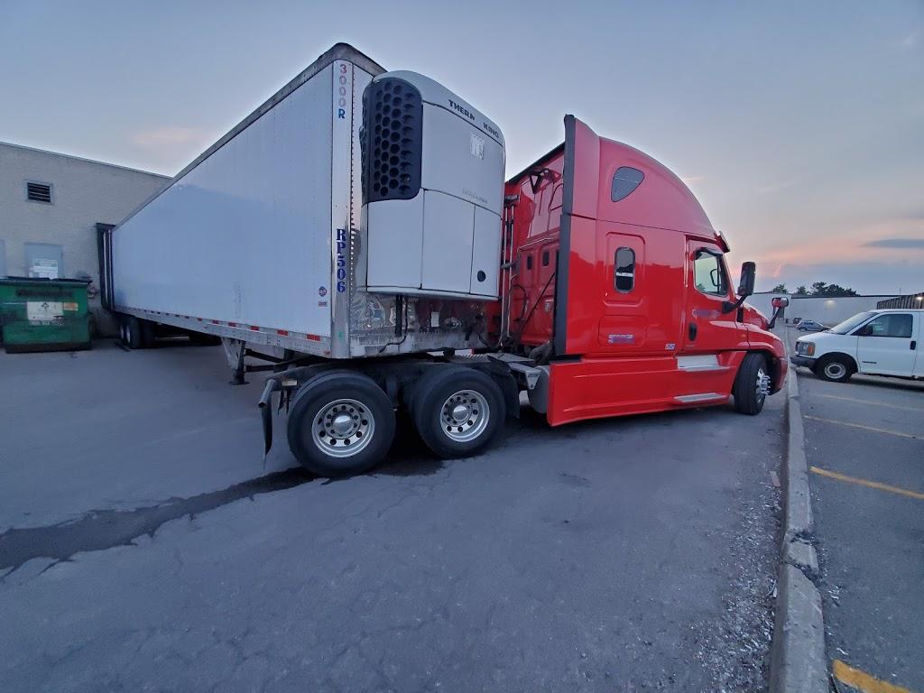 Rightpoint Logistics | point of interest | 44 Leparc Rd, Brampton, ON L6P 2W9, Canada | 6479920000 OR +1 647-992-0000