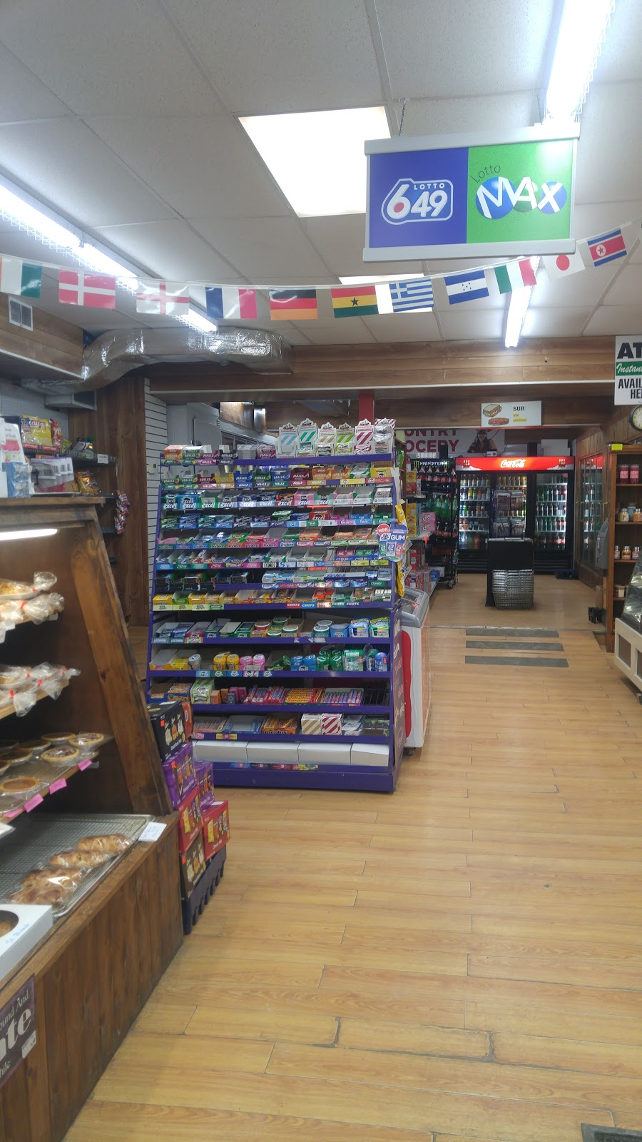 Country Grocery Inc   store   35847 Talbot Line, Shedden, ON N0L 2E0, Canada   5197642112 OR +1 519-764-2112