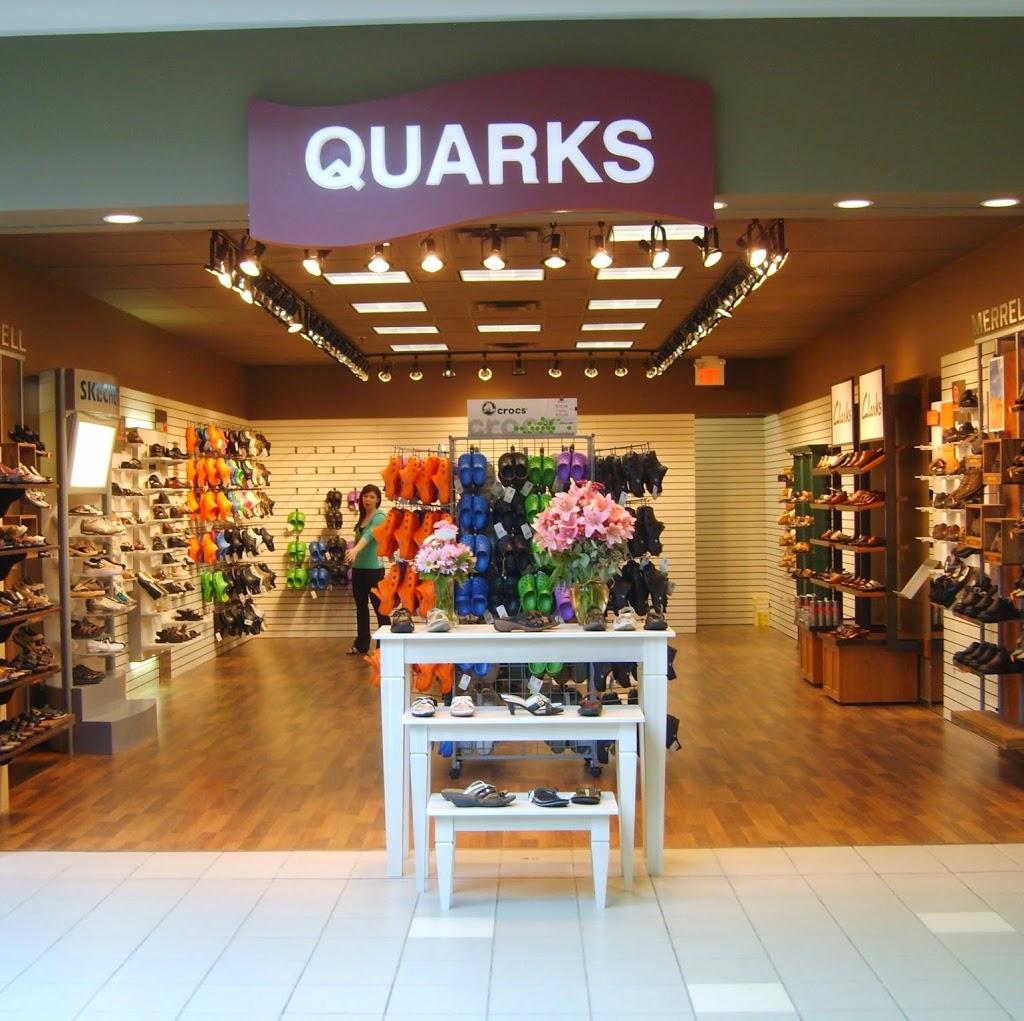 Quarks | shoe store | 134 Primrose Dr #14, Saskatoon, SK S7K 3V5, Canada | 3069339871 OR +1 306-933-9871