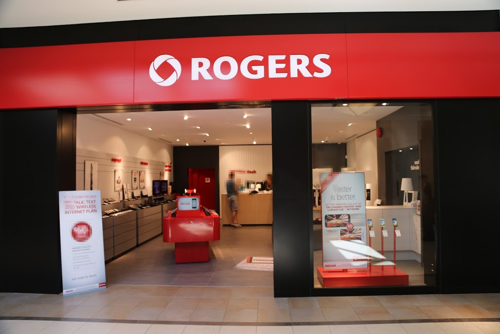 Rogers | store | 2960 Kingsway Dr Unit M021, Kitchener, ON N2C 1X1, Canada | 5197480484 OR +1 519-748-0484