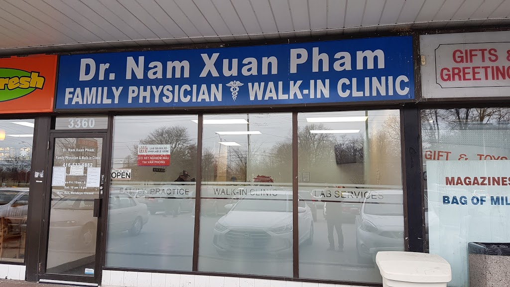 Dr. Nam D. Pham | doctor | 3360 Keele St, North York, ON M3M 2H7, Canada | 4165335882 OR +1 416-533-5882