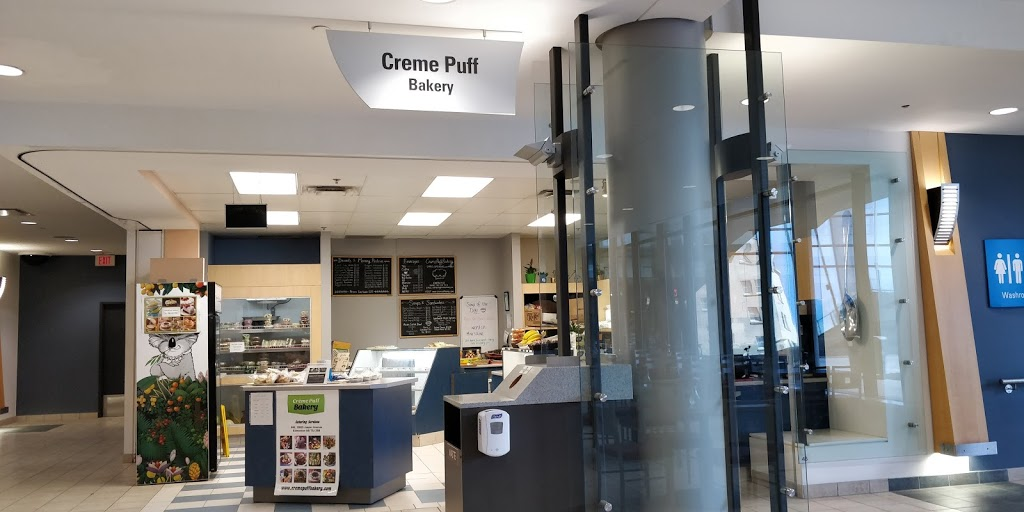 Creme Puff Bakery | bakery | 10025 Jasper Ave, Edmonton, AB T5J 3Z5, Canada | 7804287018 OR +1 780-428-7018