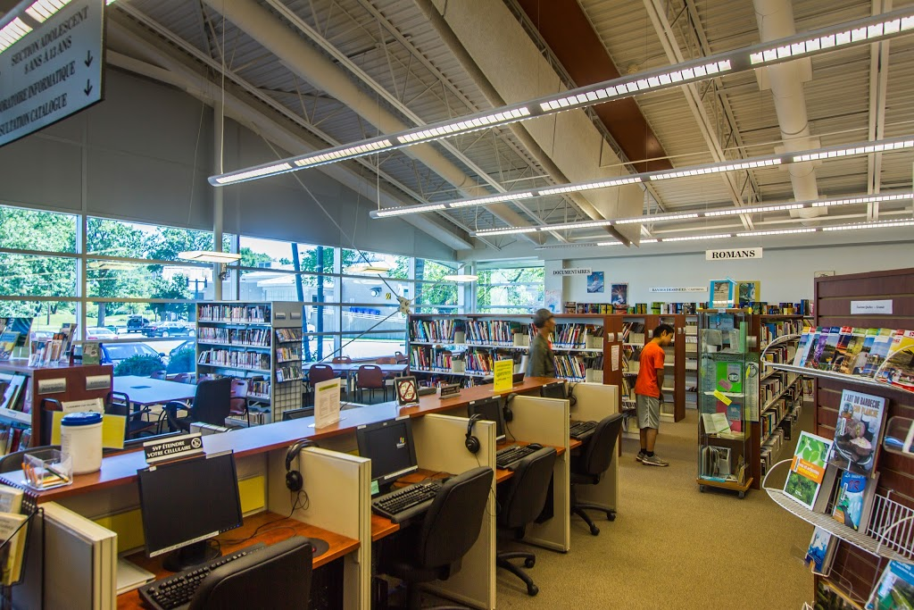 Guy-Godin Public Library | library | 120 Boulevard Perrot, LÎle-Perrot, QC J7V 3G1, Canada | 5144531751 OR +1 514-453-1751