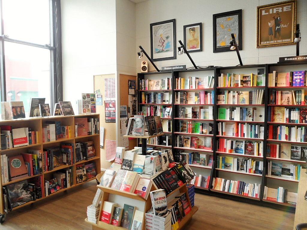 Librairie LExèdre Inc   book store   910 Boulevard du St Maurice, Trois-Rivières, QC G9A 3P9, Canada   8193730202 OR +1 819-373-0202