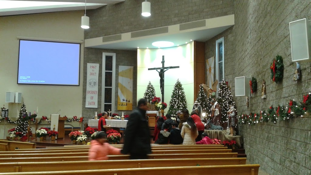St Martin Of Tours Parish | church | 1290 McBride Ave, Mississauga, ON L5C 1M8, Canada | 9052795742 OR +1 905-279-5742