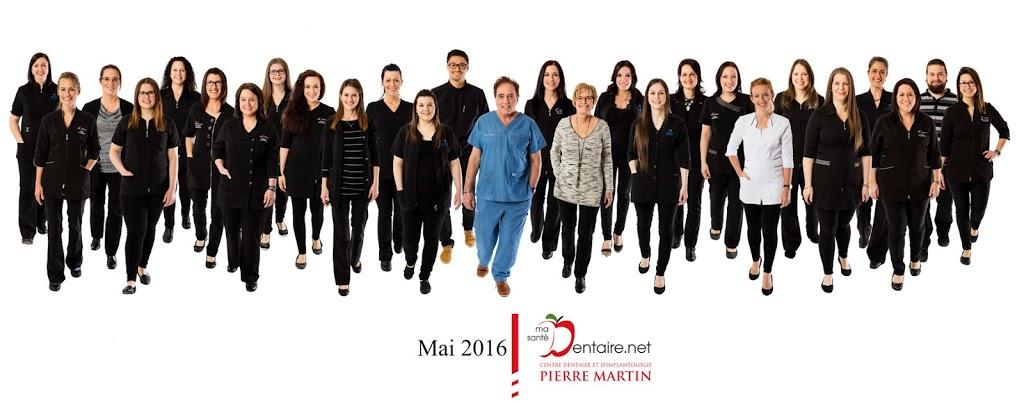 Pierre Martin Dental Center | dentist | 750 Rue Saint-Vallier O, Québec, QC G1N 1E1, Canada | 4186873524 OR +1 418-687-3524