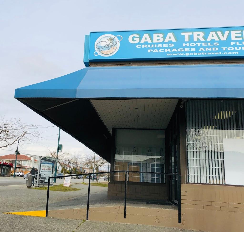 Gaba Travel Ltd. | travel agency | 7290 Main St, Vancouver, BC V5X 3J4, Canada | 6043243336 OR +1 604-324-3336