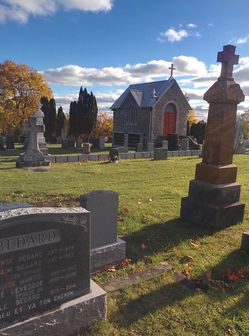 Cimetière Saint-Charles-Borromée | cemetery | 648 Boulevard Louis-XIV, Québec, QC G1H 4M8, Canada