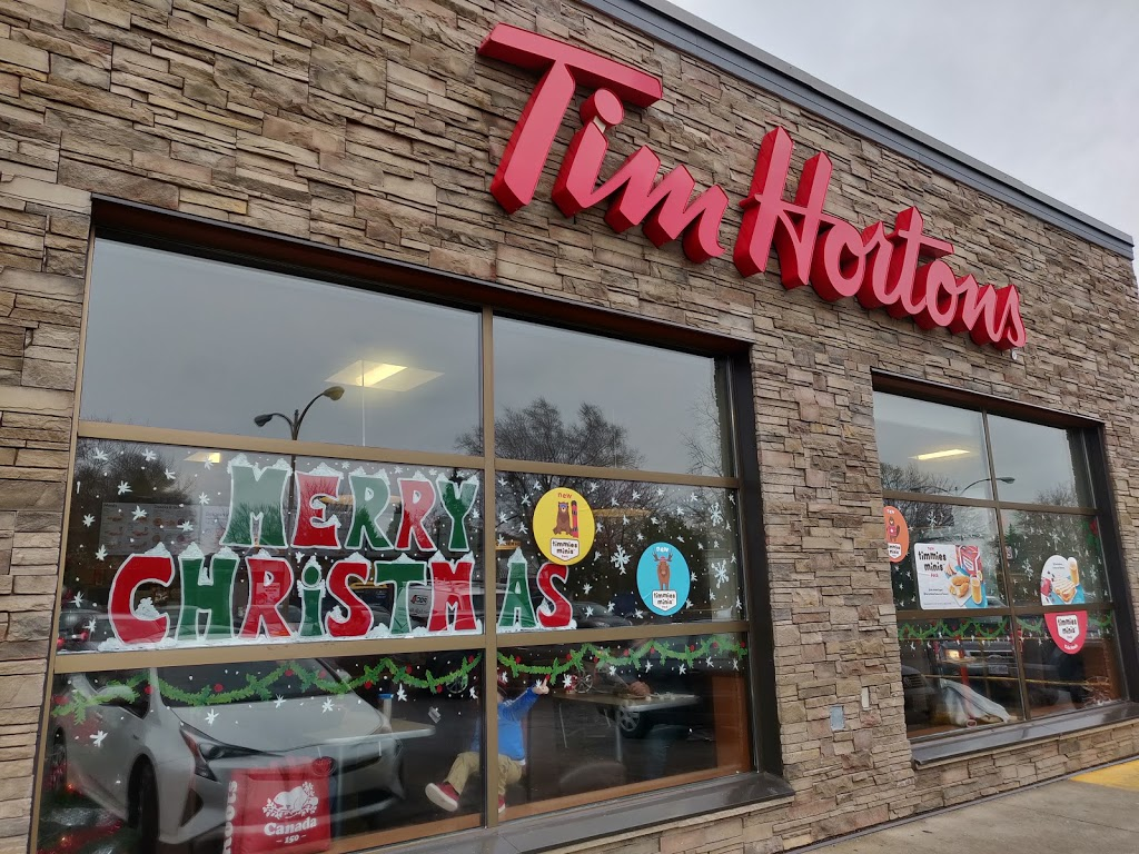 Tim Hortons | cafe | 570 Upper Ottawa St, Hamilton, ON L8T 3T2, Canada | 9053187118 OR +1 905-318-7118