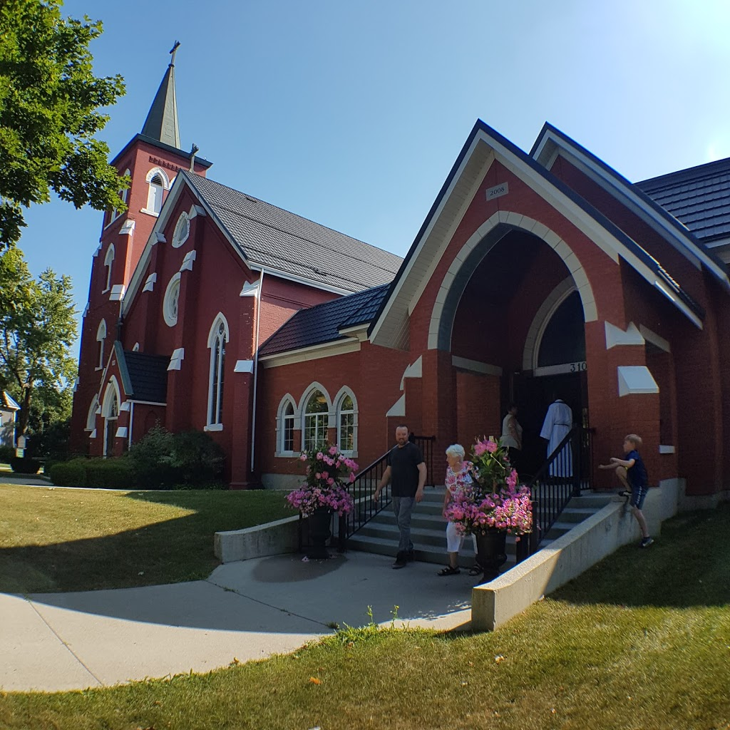 St Marys Catholic Church | church | 310 Parkside Dr, Mount Forest, ON N0G 2L3, Canada | 5193231054 OR +1 519-323-1054