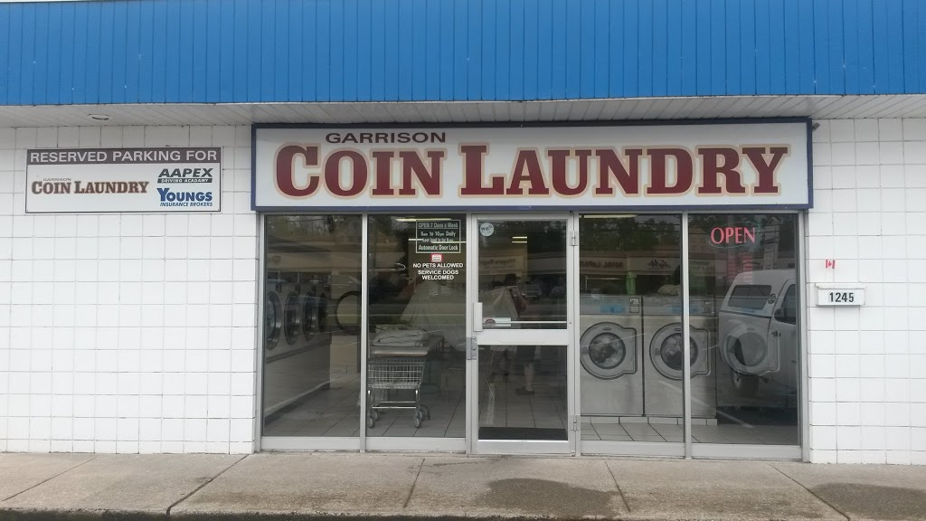 Garrison Coin Laundry | laundry | 1245 Garrison Rd, Fort Erie, ON L2A 1P2, Canada