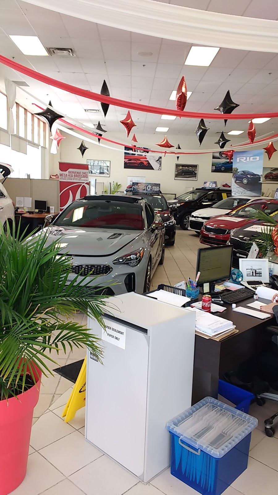 Mega Kia Brossard >> Mega Kia Brossard Car Dealer 8650 Boulevard Taschereau Brossard