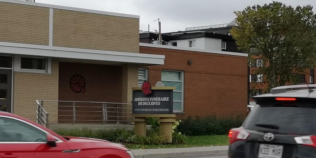 Coopérative funéraire des Deux Rives - Centre funéraire de Charl | funeral home | 7335 Boulevard Henri-Bourassa, Québec, QC G1H 3E5, Canada | 4186882411 OR +1 418-688-2411