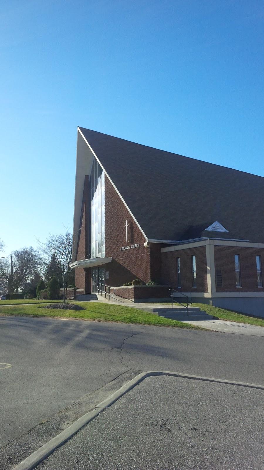 St Francis of Assisi Catholic Church | church | 49 Blueridge Ave, Kitchener, ON N2M 4E2, Canada | 5197457301 OR +1 519-745-7301