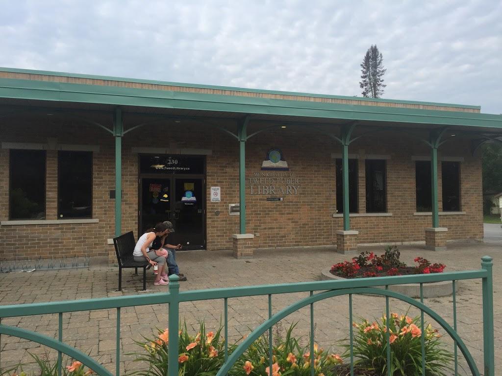 Tweed Public Library | library | 230 Metcalf St, Tweed, ON K0K 3J0, Canada | 6134781066 OR +1 613-478-1066