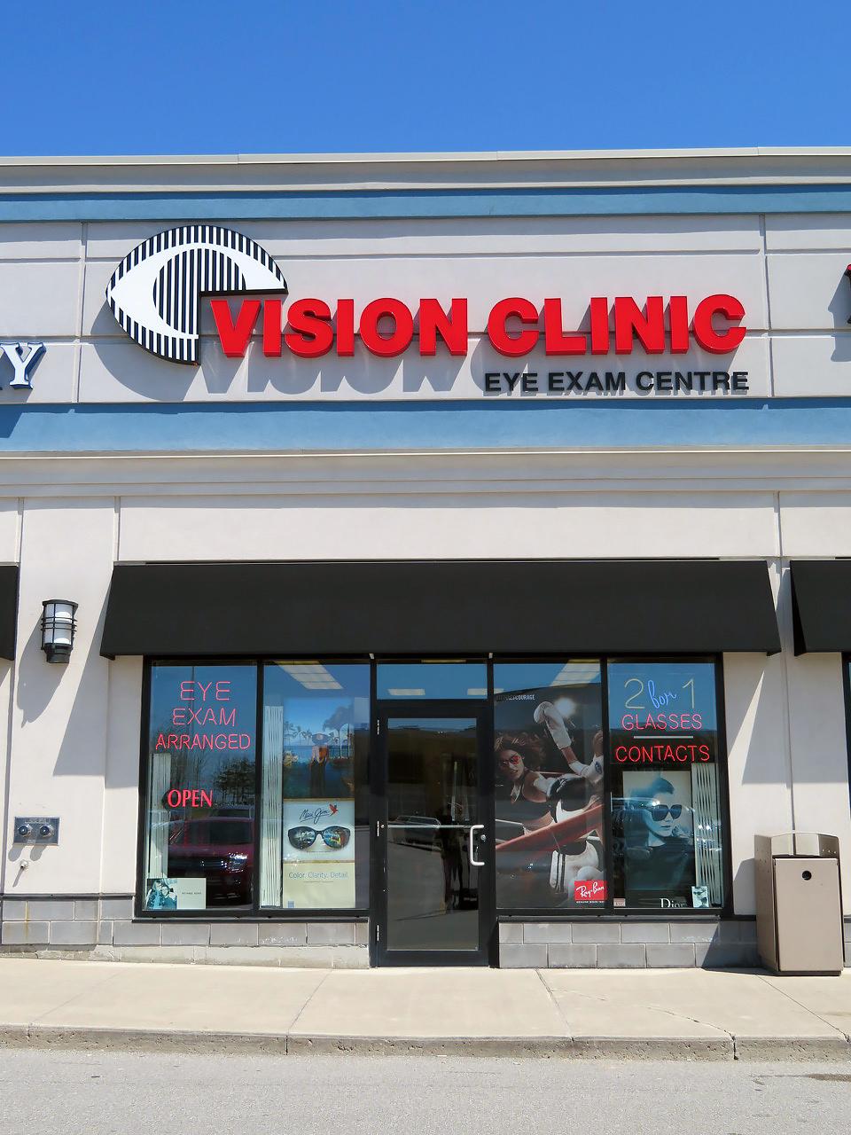 Vision Clinic | Waterdown | health | 80 Dundas St E, Waterdown, ON L0R 2H2, Canada | 9056891122 OR +1 905-689-1122