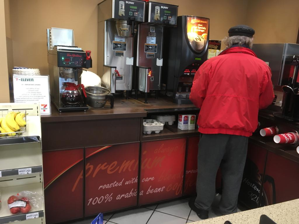Tim Hortons | cafe | 736 6th Ave, New Westminster, BC V3M 2M4, Canada | 6045256682 OR +1 604-525-6682