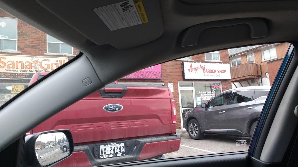 Roccos Barber Shop | hair care | 436 Hamilton Regional Rd 8, Stoney Creek, ON L8G 1G3, Canada | 2896844160 OR +1 289-684-4160