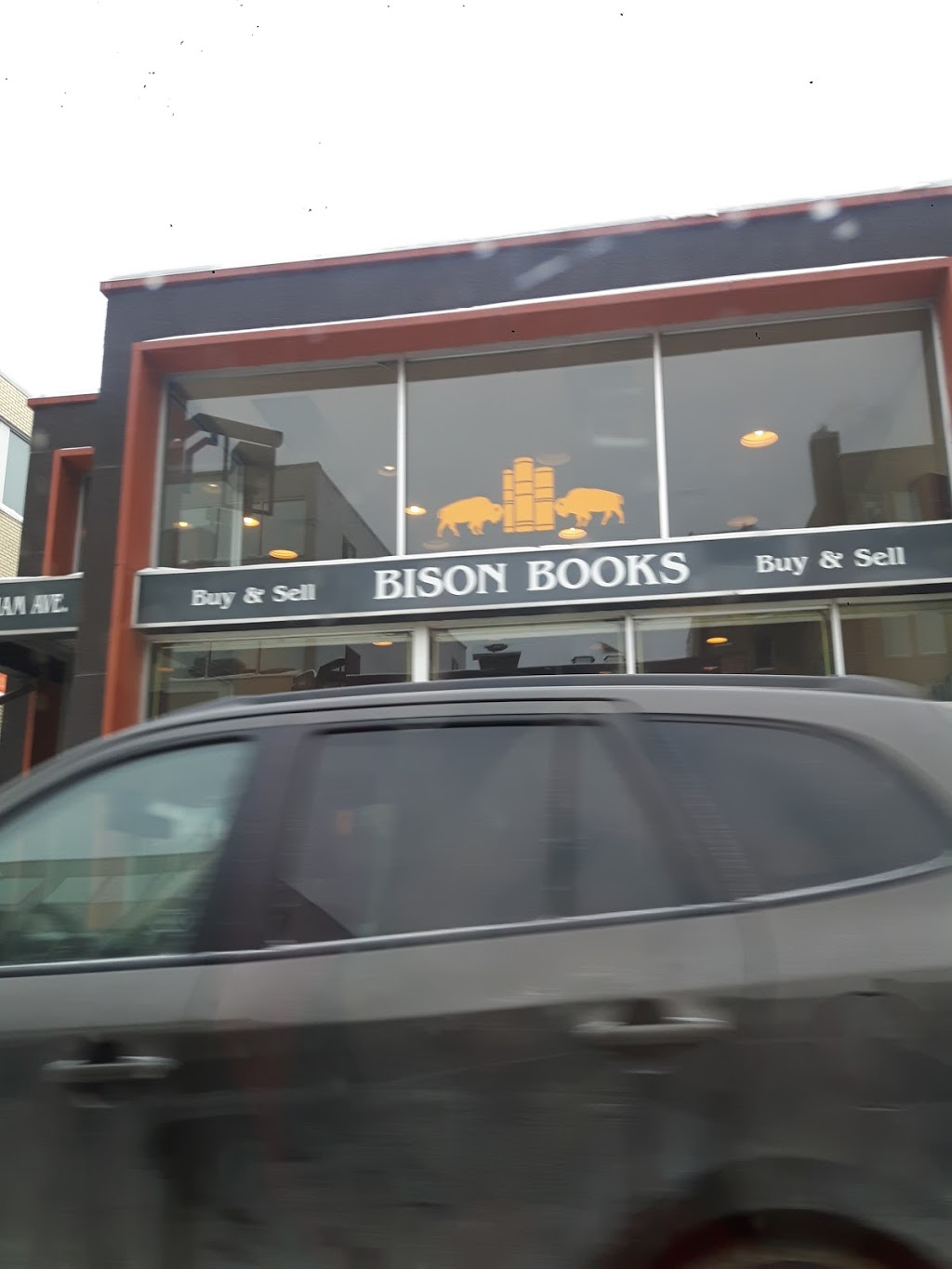 Bison Books | book store | 424 Graham Ave, Winnipeg, MB R3C 0L8, Canada | 2049475931 OR +1 204-947-5931