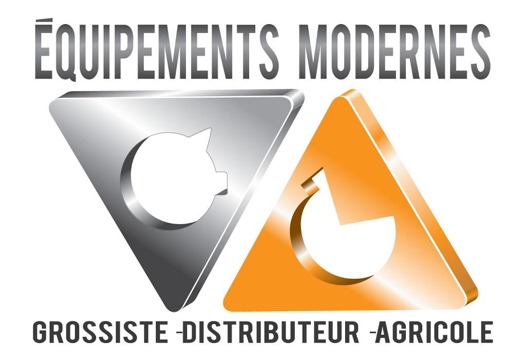Les Equipements Modernes Inc | point of interest | 6561 Chemin de Saint-Jean, Saint-Félix-de-Valois, QC J0K 2M0, Canada | 4508892781 OR +1 450-889-2781
