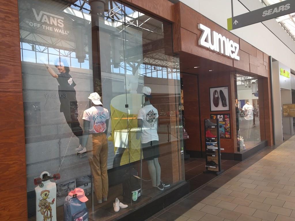 Zumiez | clothing store | 999 Upper Wentworth St, Hamilton, ON L9A 4X5, Canada | 9053853198 OR +1 905-385-3198