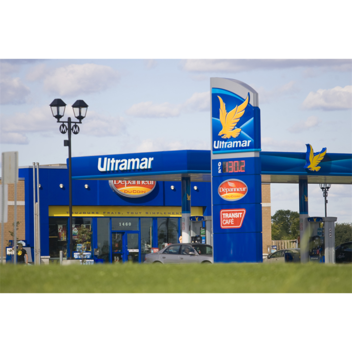 Ultramar   gas station   36 Blackmarsh Rd, St. Johns, NL A1E 1S3, Canada   7097220134 OR +1 709-722-0134