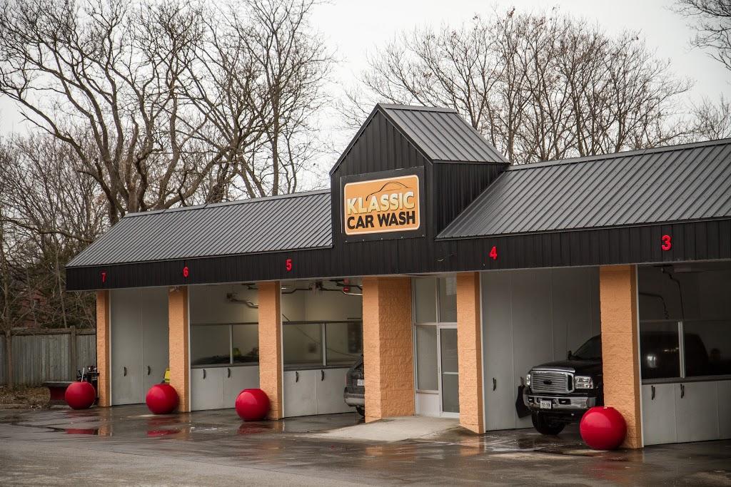 Klassic Self Serve Coin Wash | car wash | 153 Burton Ave, Barrie, ON L4N 2R9, Canada | 7057390381 OR +1 705-739-0381