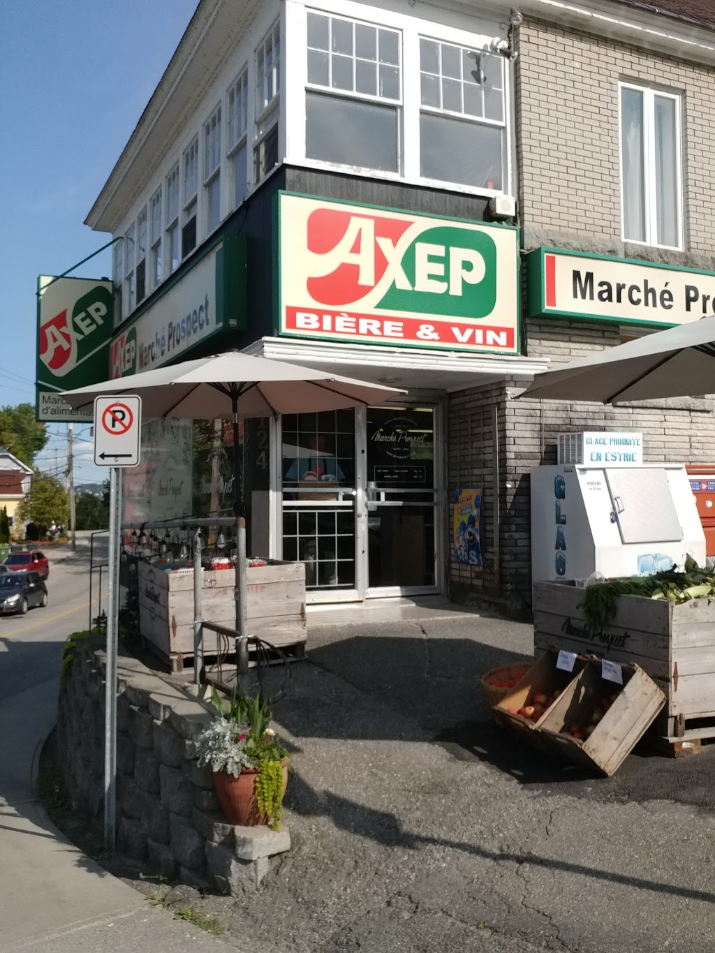 Marche Prospect - AXEP | store | 1124 Rue Prospect, Sherbrooke, QC J1H 6J7, Canada | 8195622609 OR +1 819-562-2609