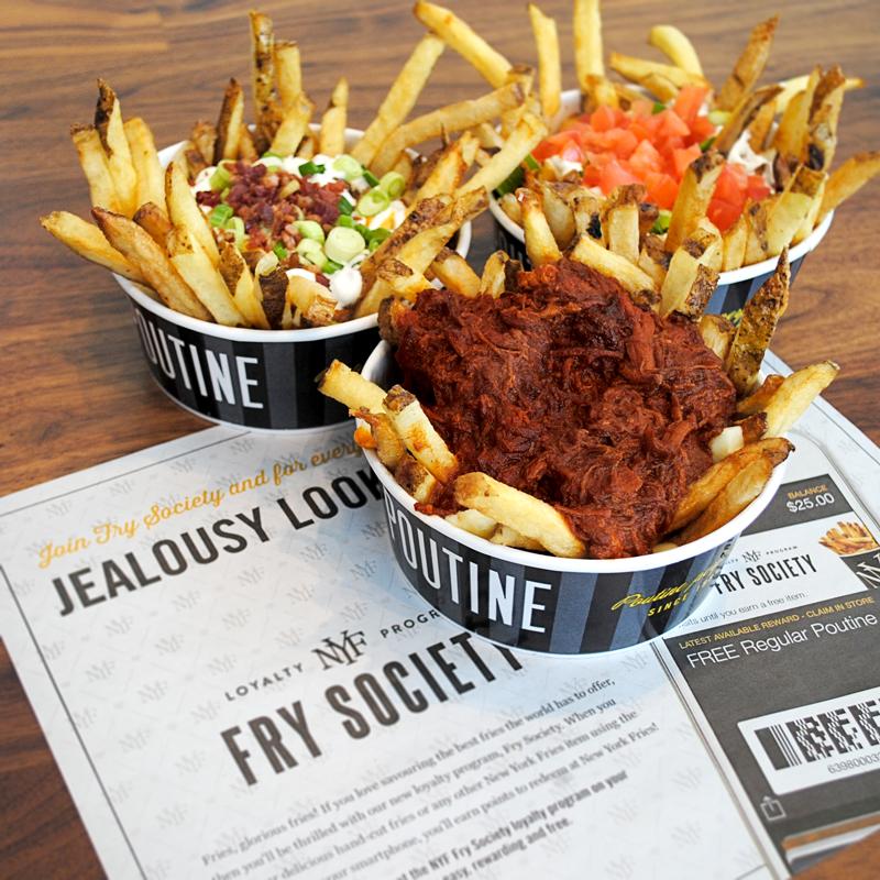 New York Fries - New Sudbury Centre | restaurant | 1349 Lasalle Blvd Unit 112, Greater Sudbury, ON P3A 1Z2, Canada | 7055247915 OR +1 705-524-7915