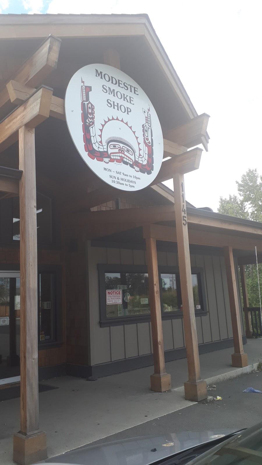 Modeste Smoke Shop - Store | 1145 Admirals Rd, Victoria, BC