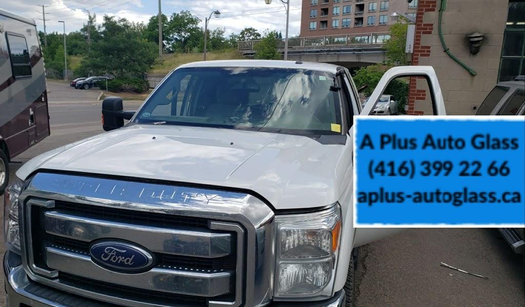 A Plus Auto Glass | car repair | 226 Montebello Ave, Woodbridge, ON L4H 1L6, Canada | 4163992266 OR +1 416-399-2266