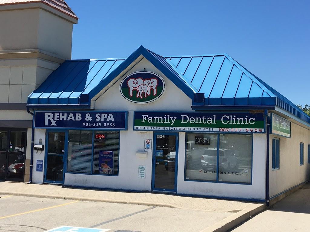 Family Dental Clinic | dentist | 630 Ford Dr, Oakville, ON L6J 4Z2, Canada | 9053379606 OR +1 905-337-9606