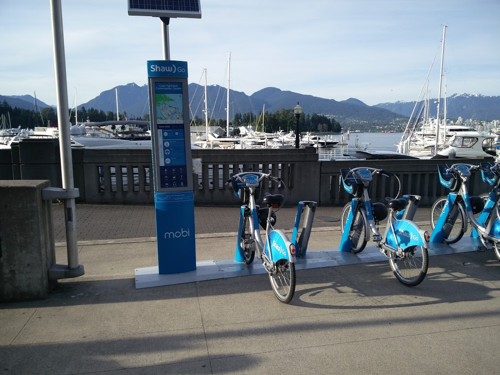 Mobi by Shaw Go station   point of interest   Broughton St, 490 Broughton St, Vancouver, BC V6E 4S9, Canada   7786501800 OR +1 778-650-1800