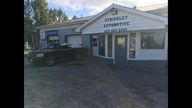 STRICKLEY AUTOMOTIVE   car repair   4102 Perth Rd, Inverary, ON K0H 1X0, Canada   6136532922 OR +1 613-653-2922