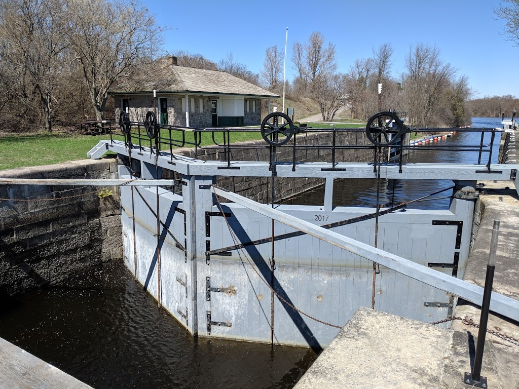 Clowes Lock 20, Rideau Canal | point of interest | 563 Heritage Dr, Merrickville, ON K0G 1N0, Canada | 6132694426 OR +1 613-269-4426