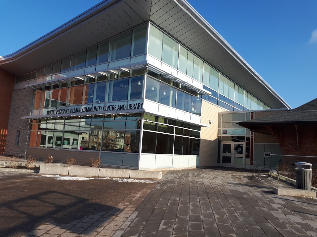 Brampton Library - Mount Pleasant Village Branch | library | 100 Commuter Dr, Brampton, ON L7A 0G2, Canada | 9057934636 OR +1 905-793-4636