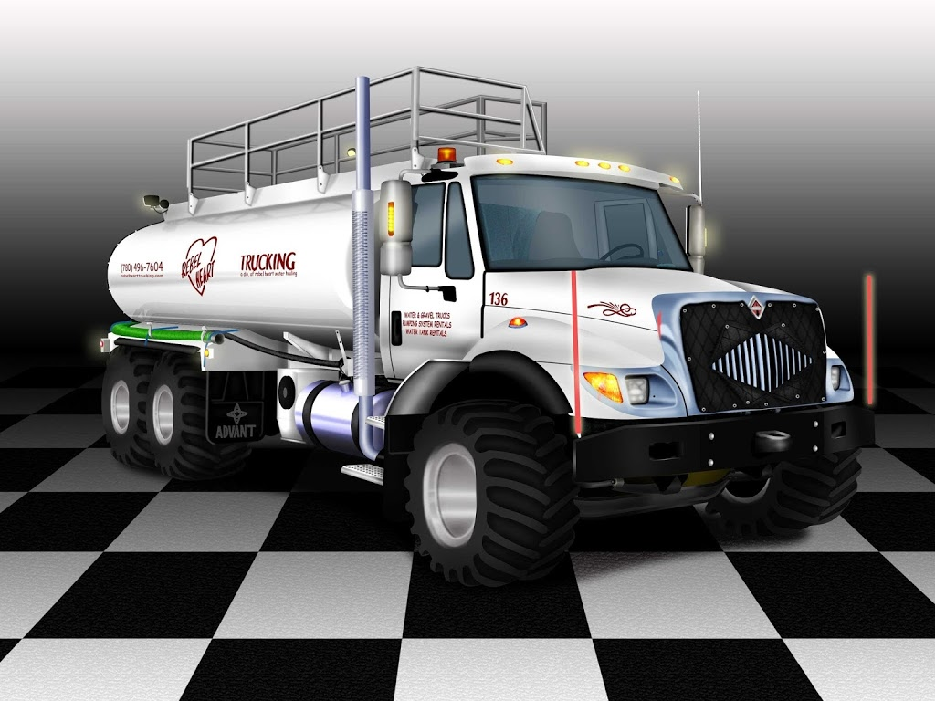 Rebel Heart Trucking | moving company | 2003 121 Ave NE, Edmonton, AB T6S 1B2, Canada | 7804967604 OR +1 780-496-7604