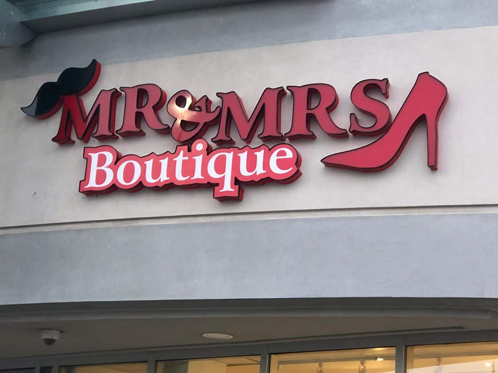 Mr & Mrs Boutique | clothing store | 2250 Bovaird Dr E #106, Brampton, ON L6R 2T3, Canada | 4164759678 OR +1 416-475-9678
