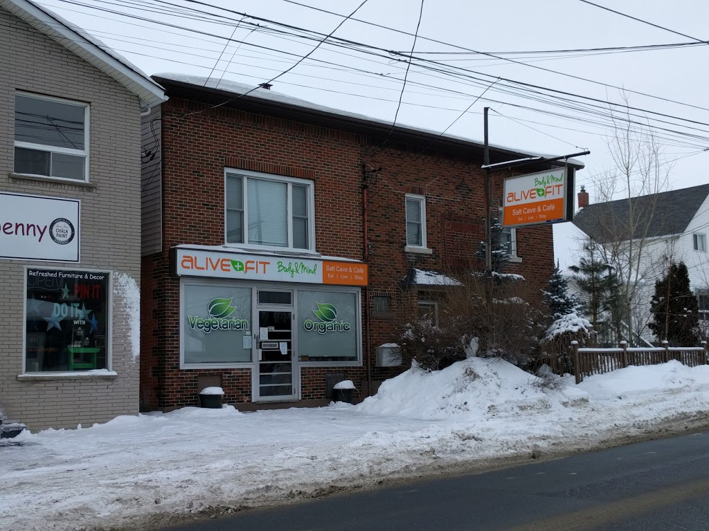 Alive & Fit Body & Mind Salt Cave and Cafe | spa | 221 Regent St, Sudbury, ON P3C 4C4, Canada | 7055864256 OR +1 705-586-4256