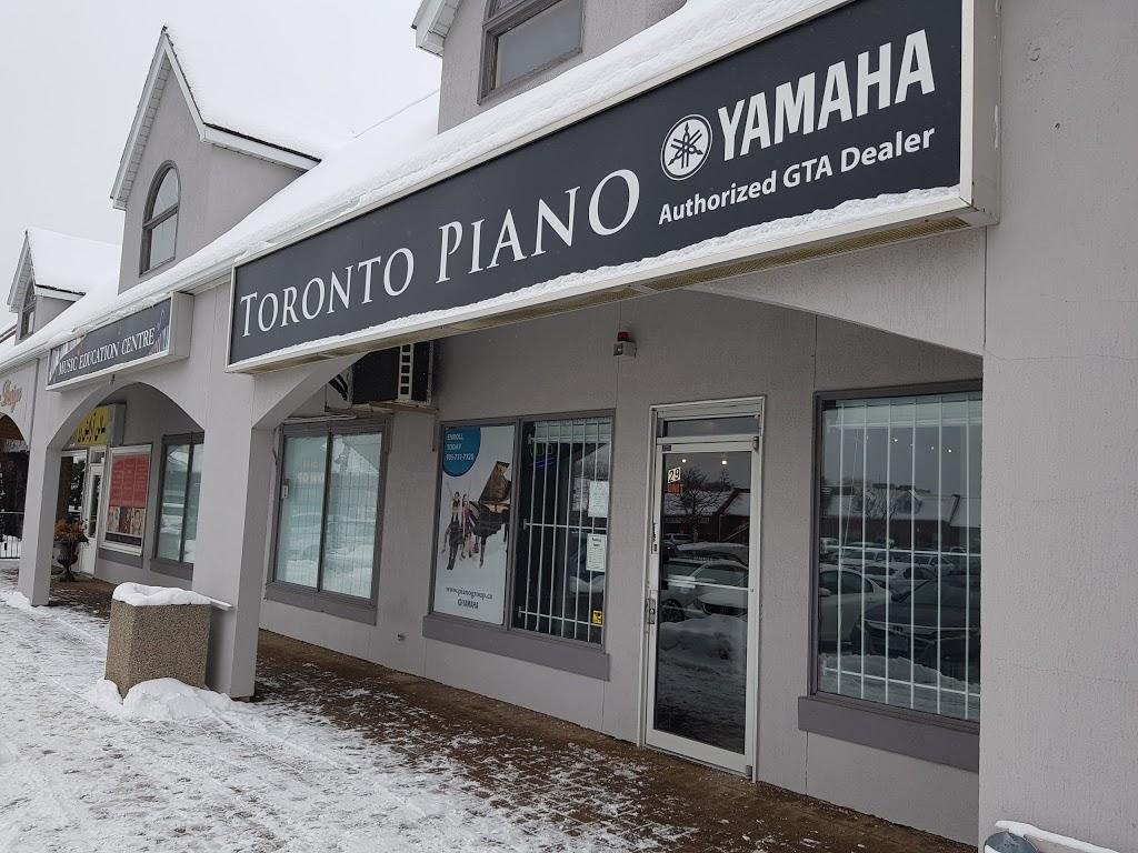 Yamaha Music Gallery - Electronics store   100 Steeles Ave W #35