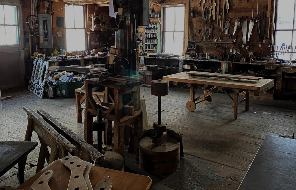 Espace Aux Rives du temps | museum | 100 Rue du Moulin, Courcelles, QC G0M 1C0, Canada | 4184835540 OR +1 418-483-5540
