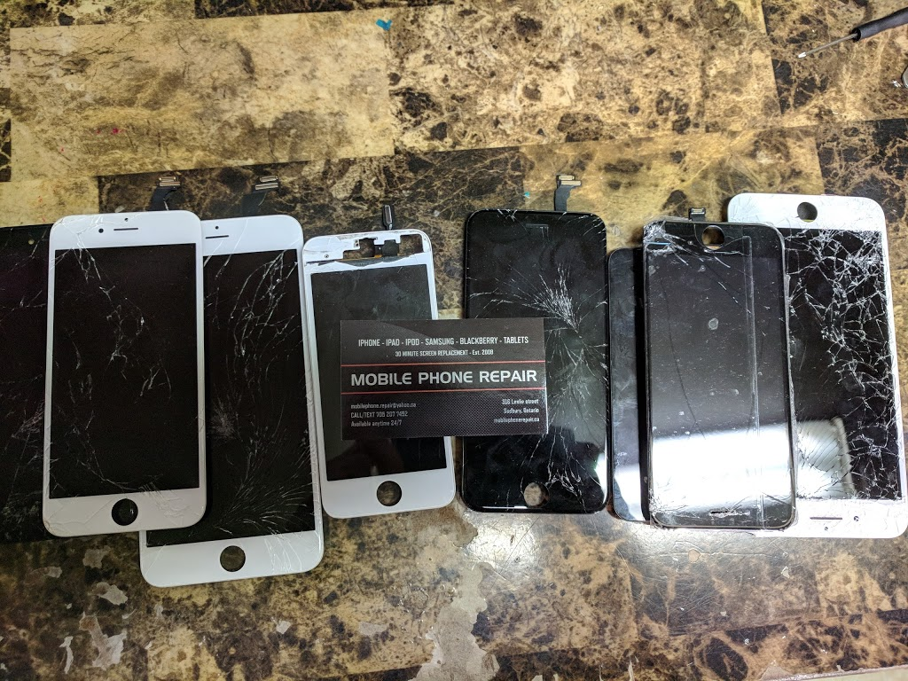 Mobile Phone Repair | electronics store | 316 Leslie St, Sudbury, ON P3B 2T5, Canada | 7052077452 OR +1 705-207-7452